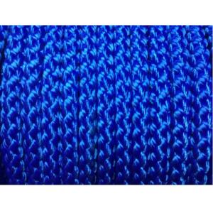 Geslagen touw 12 MM Blauw
